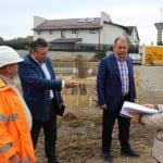 FOTO: Au început lucrările de construcție a unui bloc ANL destinat tinerilor medici! Radu Moldovan speră că până în toamna anului viitor 24 de apartamente vor fi GATA!