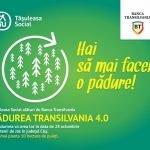 Tășuleasa pregătește o nouă acțiune de împădurire! De această dată, pe raza județului Cluj