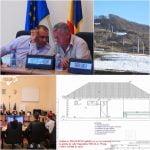Chiar e bătaie de batjocură! Vezi devizul general la lucrările de la pârtia de schi: 110.000 de euro pe o HALĂ, 55.000 de euro pe WC -uri publice, proiectare: 5.000 de euro,  asistență tehnică: 2.500 de euro, 1.200 de euro studii!  10.000 de euro pe diverse și neprevăzute!
