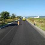 Amendă de 7.250 lei pentru lipsa marcajelor rutiere de pe DN 17!