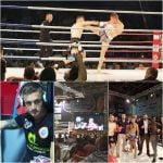 FOTO – VIDEO: Ginu Gabriel, meci de senzație la el acasă! A arătat că știe meserie în ring!