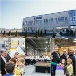 La 15 ani de Leoni, la Bistrița NU s-a făcut mare tam-tam ca pe vremuri! În schimb, compania a deschis în Ucraina o fabrică nou-nouță! Vezi fotografii de la inaugurare!