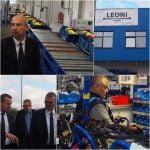 """VIDEO: Ziua porților deschise, la LEONI! Managerul Sorin Ghiță: """"Nu am planificat o plecare din zonă și NU fac bine firmei asemenea informații! Avem viitor promițător!"""" Leoni are 7.600 de angajați și face angajări la foc automat: are nevoie de 1.000 de oameni!"""