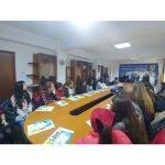 FOTO: 30 de elevi din Bistrița, Șieu-Odorhei și Runcu Salvei au venit, împreună cu profesorii, în vizită la Poliție