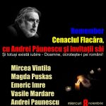Remember Cenaclul Flacăra, pe 8 noiembrie, la Bistrița