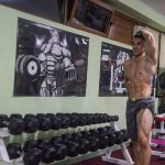 FOTO: Un pompier din Năsăud reprezintă România la Campionatul Mondial de Culturism și Fitness