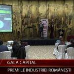 FOTO/VIDEO: Compania TeraPlast, premiată în cadrul Galei Industriei Românești. Dorel Goia: Bistrița, un oraș mic, dar cu vocație industrială!