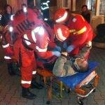 FOTO: 70 de persoane, evacuate din clădirea Universității Babeș-Bolyai extensia Bistrița