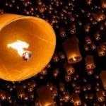 În memoria victimelor accidentelor rutiere, la Bistrița vor fi lansate zeci de lampioane