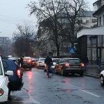 FOTO: Se caută soluții pentru fluidizarea traficului în zona străzii Ștefan cel Mare