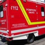 O femeie a ajuns la spital cu arsuri pe 60 la sută din suprafața corpului după ce a încercat să dea foc casei