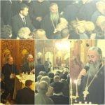 FOTO – VIDEO: Arhimandritul Dumitru Cobzaru și-a lansat cartea! Biserica de pe Odobescu, arhi-plină la acest eveniment de mare încărcătură duhovnicească!