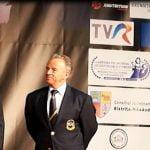 """VIDEO: Vezi cum vorbește Crețu engleza! Parcă-i Olguța Vasilescu plus Ion Iliescu! În curriculum-vitae scrie că vorbește """"foarte bine""""!"""