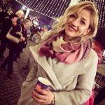 """FOTO: O tânără de 20 de ani din Bistrița-Năsăud, șefă de promoție la Școala de Agenți de Poliție """"Septimiu Mureșan"""" din Cluj-Napoca"""