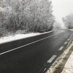 Cum se circulă pe drumurile din Bistrița-Năsăud? În ce zone au intervenit drumarii?