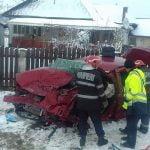 FOTO: Doi bistrițeni – tată și fiu și-au pierdut viața într-un tragic accident rutier petrecut în județul Suceava