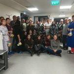 FOTO: Un strop pe bucurie pentru pacienții internați la Spitalul Județean de Urgență Bistrița