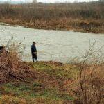 Continuă căutările în cazul bărbatului din Josenii Bârgăului despre care se crede că ar fi căzut în râul Bistrița