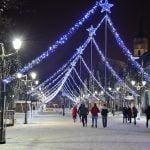 Bistrița, în sărbătoare! Se deschide Târgul de Crăciun și se aprinde iluminatul festiv de iarnă în tot orașul
