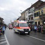 VIDEO: 100 de ambulanţe obţinute de PMP în urma negocierilor pe bugetul din 2018