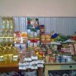 Circa 1.800 de bistrițeni vor primi pachete cu alimente de la Primărie, cu ocazia Sărbătorilor