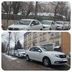 Poliția bistrițeană și-a reînnoit parcul auto cu 7 autospeciale Dacia Logan