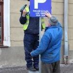 Bistrițeni, atenție unde vă parcați mașinile! Au fost amenajate noi locuri de parcare cu plată în Bistrița. Și tarifele sunt mai mari față de anul trecut!