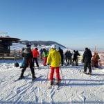 """Aproape 800 de schiori au reușit să testeze pârtia de schi """"Cocoș"""" în zilele în care a funcționat. Vezi cât a încasat Primăria Bistrița!"""