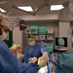 FOTO: Nouă premieră medicală pentru Bistrița-Năsăud: o operație realizată de medicii secției Ortopedie-Traumatologie, intervenția fiind condusă de dr. Bogdan Bumbu