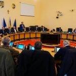 FOTO: Ministrul Ioan Deneș, la prima întâlnire regională pentru identificarea problemelor din sectorul forestier