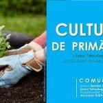 Prima sesiune de informare privind modul de înființare a culturilor de primăvară în grădina comunitară