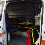 Într-o lună, o autospecială de Ambulanță parcurge în medie circa 4.000 de kilometri. Parcul auto, cu grad ridicat de uzură