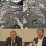 """Crețu-i șmecher și face proiectare pentru 20 de străzi """"bombardate"""" din Bistrița. Vezi dacă strada ta e pe listă! Le asfaltează în preajma alegerilor ca să-și spele din păcate?"""