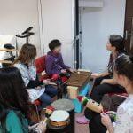 FOTO: Profesori și studenți din Marea Britarie, voluntari în Bistrița