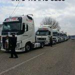 FOTO: Adrian Măgherușan, tânărul decedat în accidentul rutier de pe DJ 151, condus pe ultimul drum. Colegii de la compania la care muncea, alături de familia îndoliată