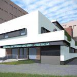 FOTO: Cum va arăta Unitatea de Primiri Urgențe din cadrul Spitalului Județean din Bistrița?
