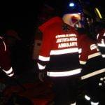 Un copil de 5 ani din Rodna a ajuns la spital cu arsuri pe 30 la sută din suprafața corpului. Acesta ar fi aruncat o sticlă cu benzină în foc