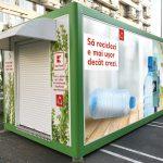 Kaufland își dotează magazinele cu automate de reciclare a ambalajelor. În schimbul acestora se oferă cupoane de reducere pentru cumpărături