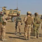 Opt miliari români, răniți în Afganistan în urma unui atac cu mașină-capcană!