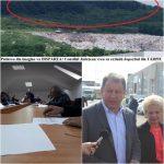 Prin oamenii lui Bălăjan, Primăria Dumitra vrea să doneze 10 hectare de pădure iar Consiliul Județean să le transforme în groapă de gunoi. Se fac alianțe pentru voturi! NU uitați că Doina Pană a modificat legea ca pădurile să poată deveni depozite de deșeuri!