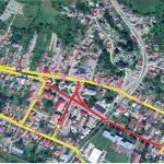Trafic restricționat pe Bulevardul Grănicerilor din orașul Năsăud în zilele de 16, 17 și 18 mai. Ce rute alternative puteți alege?