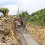 FOTO: Lucrările de modernizare a drumului între Josenii Bârgăului – Strâmba – Ilva Mică sunt în grafic!