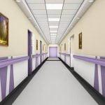 FOTO: Cum va arăta parterul Spitalului Județean de Urgență Bistrița după modernizare?
