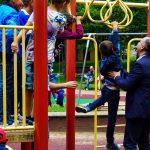 """Viceprimarul Cristian Niculae: """"În Parcul Municipal, locurile de joacă sunt în parametri normali! Unde uzura cere se va interveni în cel mai scurt timp!"""""""