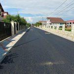FOTO: Pe ce stradă din Bistrița lucrările de modernizare se apropie de final?