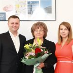 FOTO: Mirela Pop se retrage din funcția de director general al TeraPlast