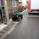 Un bărbat de 52 de ani din Feldru și-a pierdut viața după ce a căzut de pe un ATV