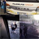 VIDEO: Scandal într-un autocar Tabita! Călătorii ce se-ntorceau din Spania au făcut circ, pe motiv că șoferii-au fost pe BLAT cu interlopii și au oprit într-o parcare unde se juca alba-neagra!