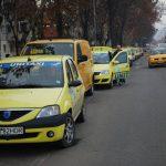 Protest și în Bistrița al taximetriștilor. Joi, în fața Palatului Administrativ