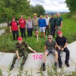 FOTO: Primii 100 de km din Via Transilvanica, parcurși și marcați!